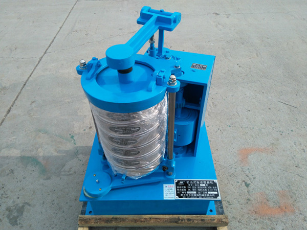 Slap Type Laboratory Vibrating Screen
